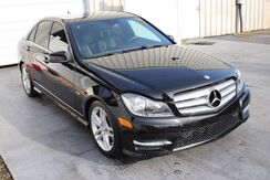 2012_Mercedes-Benz_C-Class_C 250 Sport Sedan Navigation Backup Camera 31 mpg_ Knoxville TN