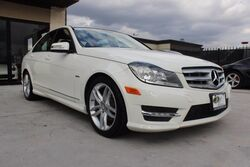 Mercedes-Benz C-Class C 250 Sport,NAVI,LOW MILES,CLEAN CARFAX! 2012