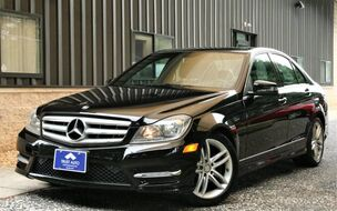 2012 Mercedes-Benz C-Class C 300 4MATIC Luxury Sedan