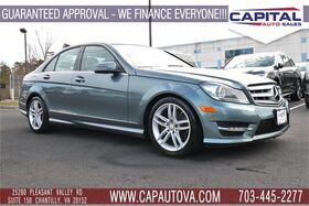 2012_Mercedes-Benz_C-Class_C 300_ Chantilly VA