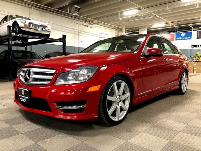 2012 Mercedes-Benz C-Class C 300 Denver CO
