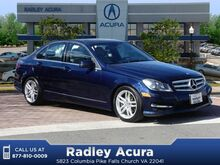 2012_Mercedes-Benz_C-Class_C 300_ Falls Church VA
