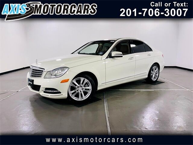 2012 Mercedes-Benz C-Class C 300 Jersey City NJ
