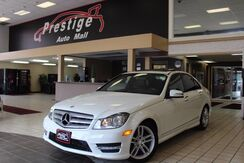 2012_Mercedes-Benz_C-Class_C 300 Luxury - Sun Roof, Navi, Heated Seats_ Cuyahoga Falls OH
