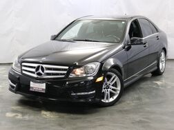2012_Mercedes-Benz_C-Class_C 300 Luxury 4Matic AWD_ Addison IL