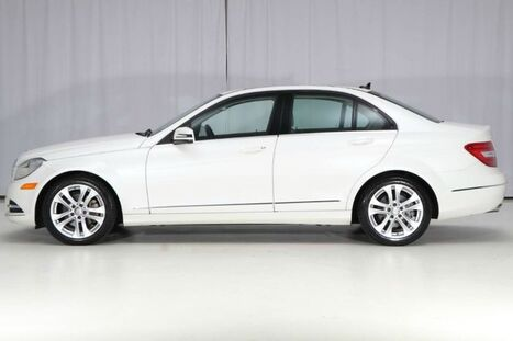 2012_Mercedes-Benz_C-Class_C 300 Luxury 4Matic_ West Chester PA