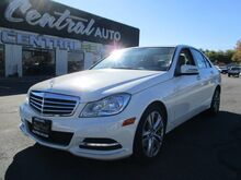 2012_Mercedes-Benz_C-Class_C 300 Luxury_ Murray UT