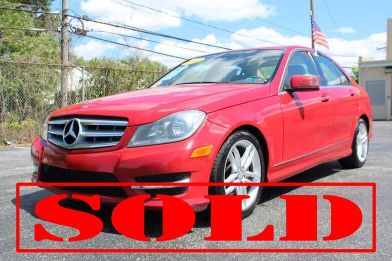2012 Mercedes-Benz C-Class C 300 Luxury New Castle DE