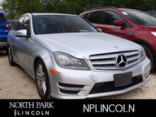 2012 Mercedes-Benz C-Class C 300 Luxury San Antonio TX