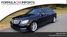 2012_Mercedes-Benz_C-Class_C 300 SPORT 4MATIC / NAV / SUNROOF / HTD STS_ Charlotte NC