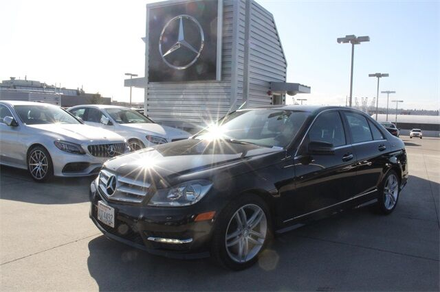 2012 Mercedes-Benz C-Class C 300 Seattle WA