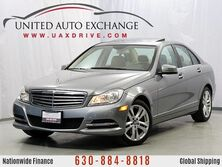 Mercedes-Benz C-Class C 300 Sport 4MATIC AWD With Navigation Addison IL