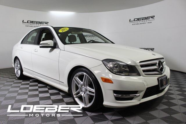 2012 Mercedes-Benz C-Class C 300 Sport 4MATIC® Lincolnwood IL