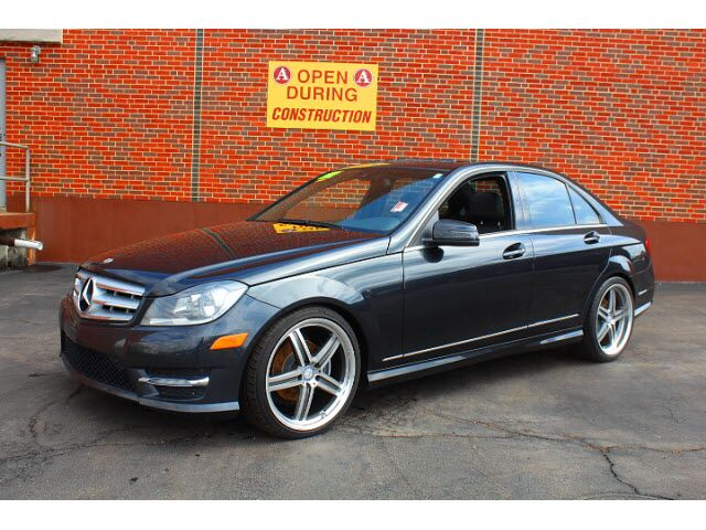 2012 Mercedes-Benz C-Class C 300 Sport 4MATIC® Merriam KS