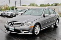 2012_Mercedes-Benz_C-Class_C 300 Sport_ Fort Wayne Auburn and Kendallville IN