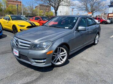 2012_Mercedes-Benz_C-Class_C 300 Sport_ Worcester MA