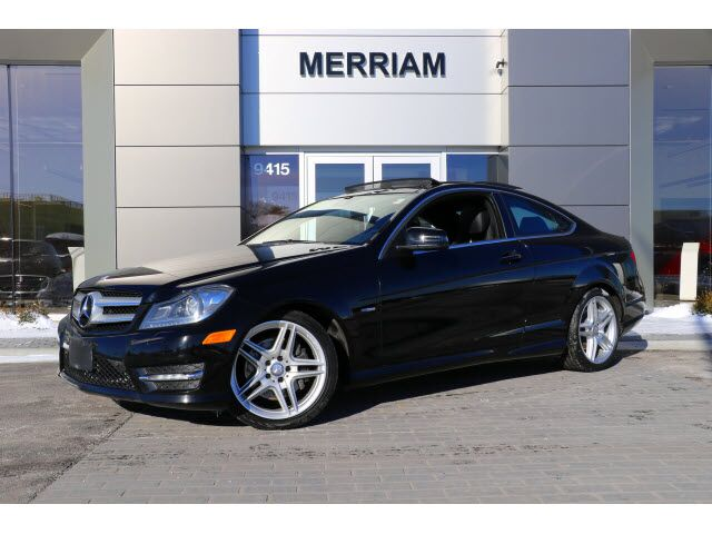 2012 Mercedes-Benz C-Class C 350 4MATIC® Merriam KS