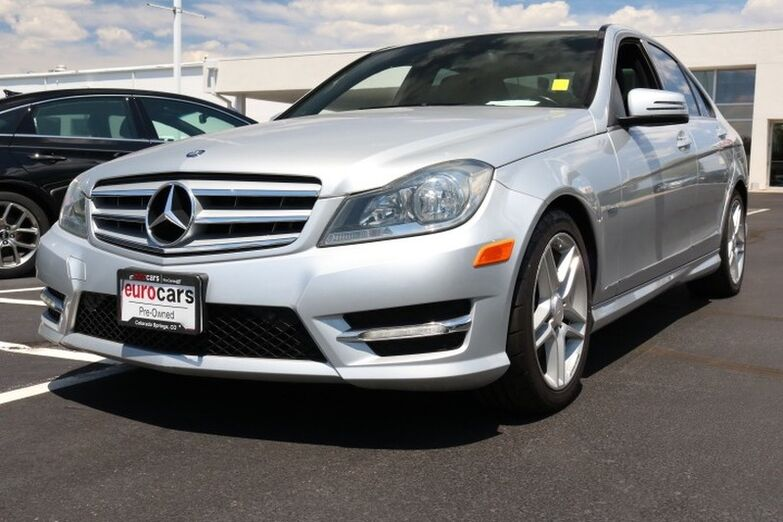 2012 Mercedes-Benz C-Class C 350 Sport Colorado Springs CO