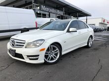 2012_Mercedes-Benz_C-Class_C250 SEDAN_ Yakima WA