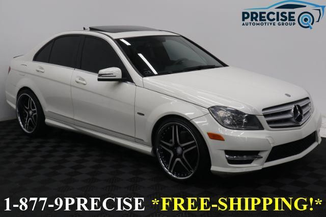 2012 Mercedes-Benz C-Class C250 Sport Sedan Chantilly VA