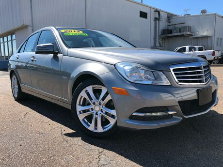 2012 Mercedes-Benz C-Class C250 Sport Sedan Jackson MS
