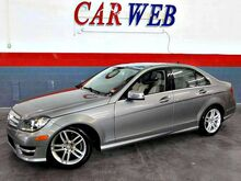 2012_Mercedes-Benz_C-Class_C300 4MATIC Sport Sedan_ Fredricksburg VA