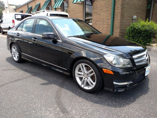 2012 Mercedes-Benz C-Class C300 4MATIC Sport Sedan Knoxville TN