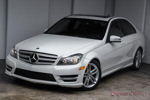 2012_Mercedes-Benz_C-Class_C300 Sport 4matic_ Akron OH