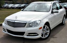 2012_Mercedes-Benz_C250_w/ LEATHER SEATS & SUNROOF_ Lilburn GA