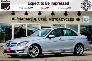 2012_Mercedes-Benz_C300_4Matic_ Boxborough MA