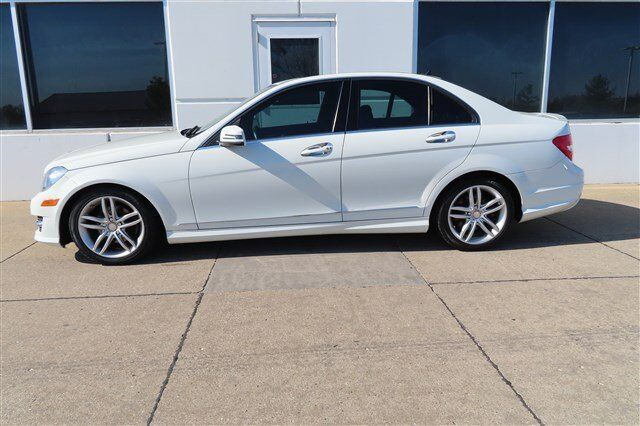 2012 Mercedes-Benz C300 Luxury 4MATIC Moline IL