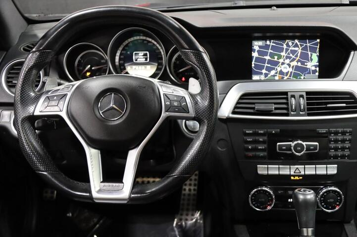 2012 Mercedes-Benz C63 AMG 2dr Coupe Chicago IL