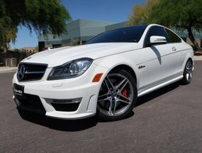 Mercedes-Benz C63 AMG Coupe P31 AMG Development Package 2012