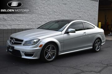 2012_Mercedes-Benz_C63_AMG Coupe_ Willow Grove PA