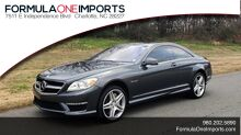 2012_Mercedes-Benz_CL-CLASS_CL 63 AMG PREMIUM / NIGHT VIEW / DRVR ASST / ADAPT CRUISE_ Charlotte NC