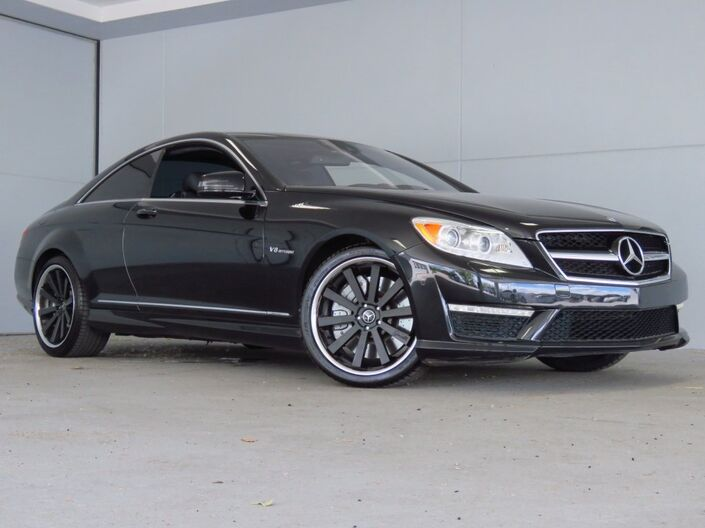 2012 Mercedes-Benz CL-Class CL 63 AMG Kansas City KS