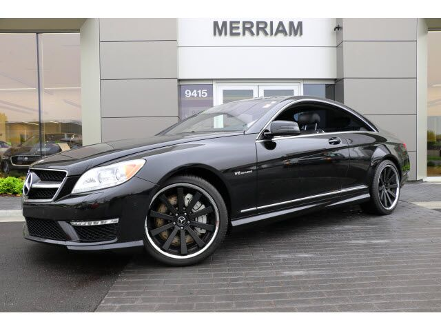 2012 Mercedes-Benz CL-Class CL 63 AMG Oshkosh WI