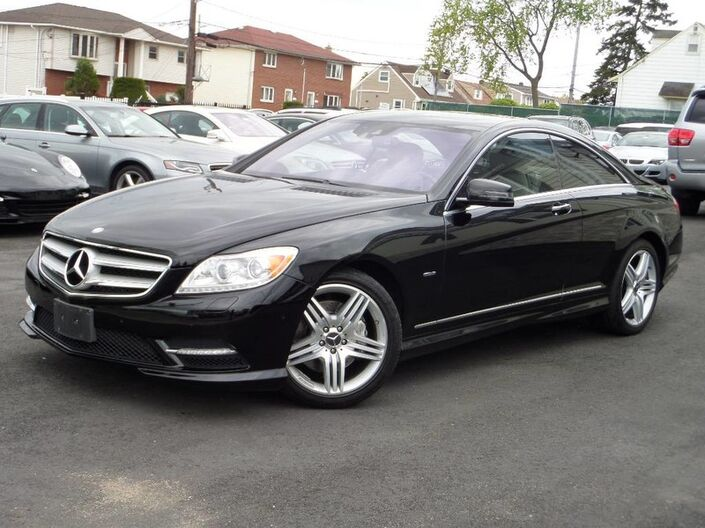 2012 Mercedes-Benz CL550 4-Matic Navigation/ P2 Elmont NY