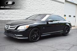 Mercedes-Benz CL550 4MATIC CL 550 2012