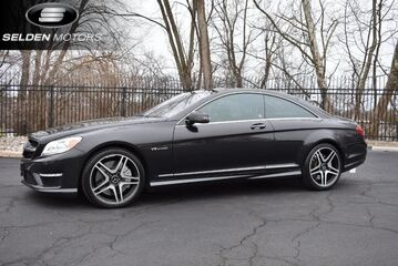 2012_Mercedes-Benz_CL63_AMG_ Willow Grove PA