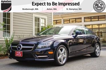 2012_Mercedes-Benz_CLS 550_4Matic_ Boxborough MA