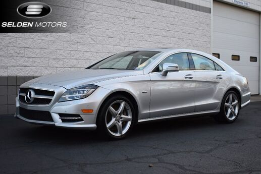 2012 Mercedes-Benz CLS 550 4Matic Willow Grove PA