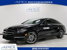 2012_Mercedes-Benz_CLS_63 AMG_ Burr Ridge IL