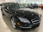 2012 Mercedes-Benz CLS 63 AMG Performance Package