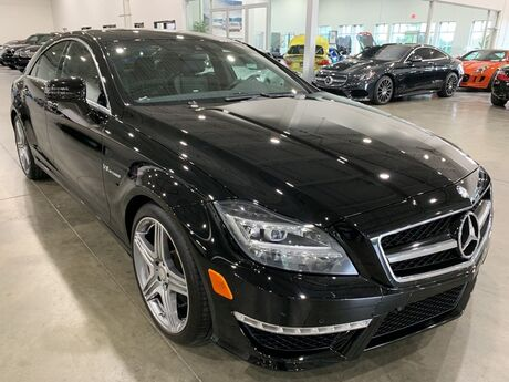 2012 Mercedes-Benz CLS 63 AMG Performance Package Charlotte NC