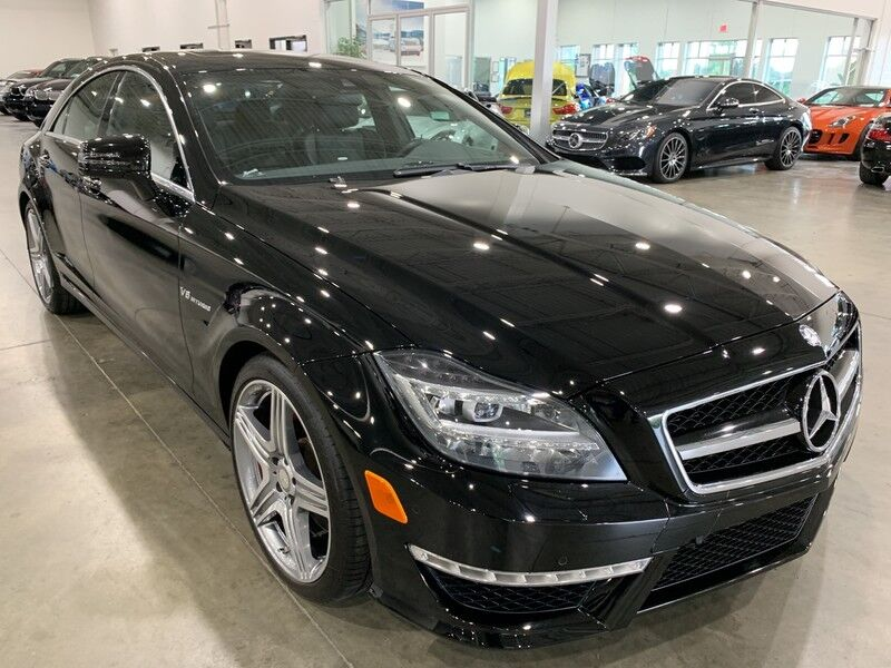 2012_Mercedes-Benz_CLS 63 AMG_Performance Package_ Charlotte NC