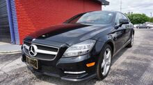 2012_Mercedes-Benz_CLS_CLS 550_ Indianapolis IN