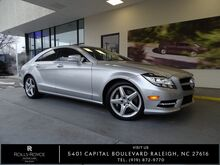 2012_Mercedes-Benz_CLS_CLS 550_ Raleigh NC