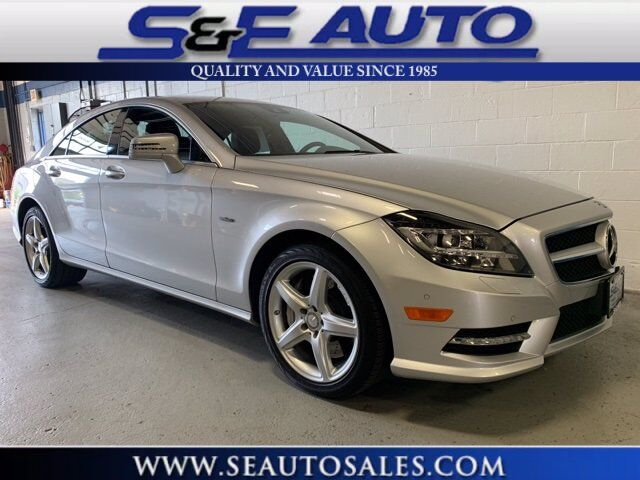 2012 Mercedes-Benz CLS CLS 550 Weymouth MA