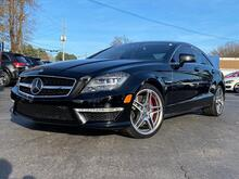 2012_Mercedes-Benz_CLS_CLS 63 AMG_ Raleigh NC